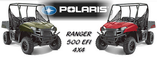 Ranger 500 EFI 4X4