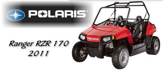 RANGER RZR 170, Diseñada especialmente para niños!