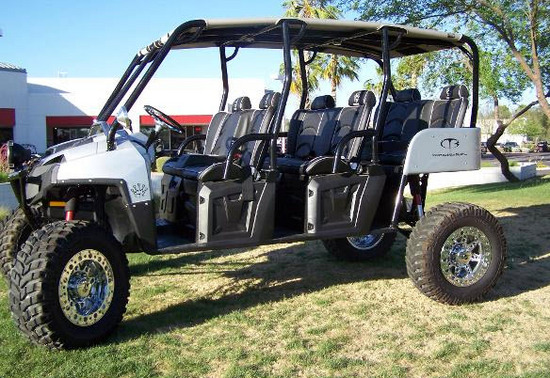 Ranger 800 CREW 2011