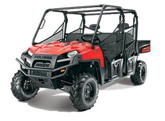 Polaris Ranger 800 CREW 2011