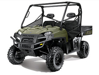 Polaris Ranger 800 XP EFI