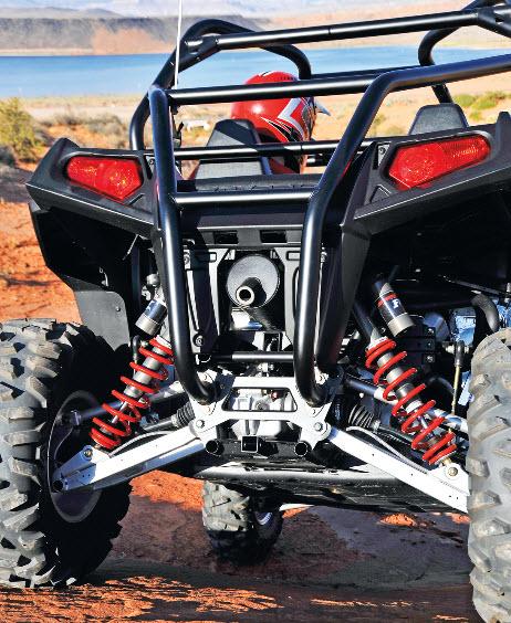 Ranger RZR S, detalles