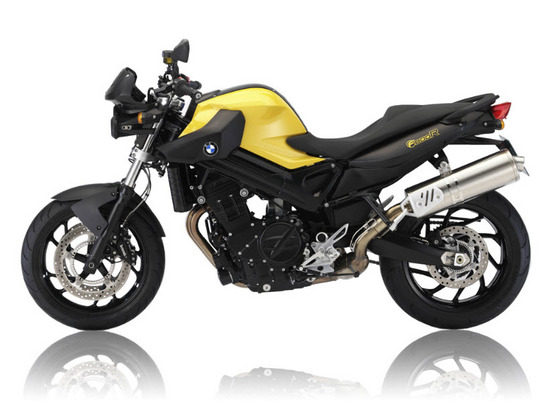 Bmw f 800 r Amarillo