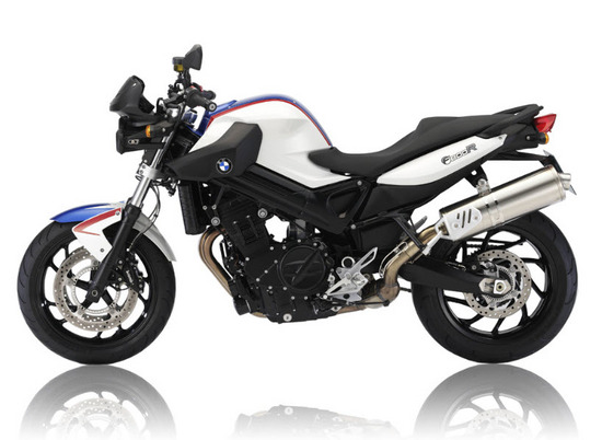 bmw f 800 r Blanco Alpino