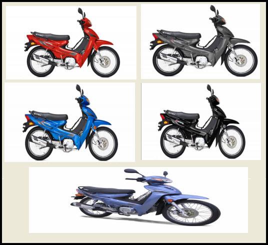 listado completo de manuales - Motos Clasicas de colección