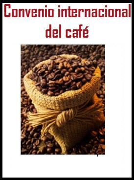 Ley del convenio internacional del café