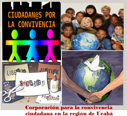 ley 229 de 1995 en colombia, corporación para la convivencia ciudadana en la región de Urabá