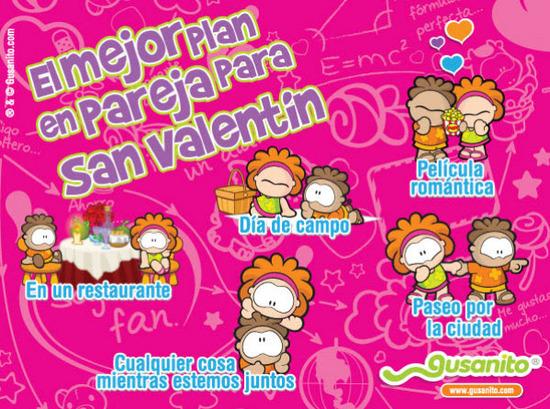 Plan para San Valentin!