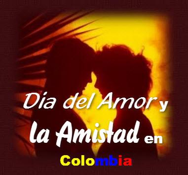 Dia del Amor y la Amistad en Colombia