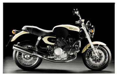 Vendo Ducati Gt  Sport Classic