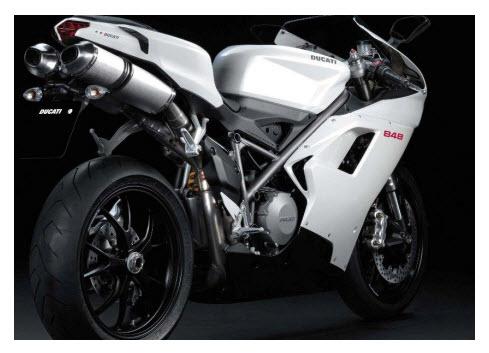superbike 848