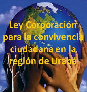 Corporación para la convivencia ciudadana en la región de Urabá