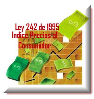 Ley General del Índice de Precios al Consumidor
