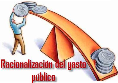 Ley General de Racionalización del gasto público