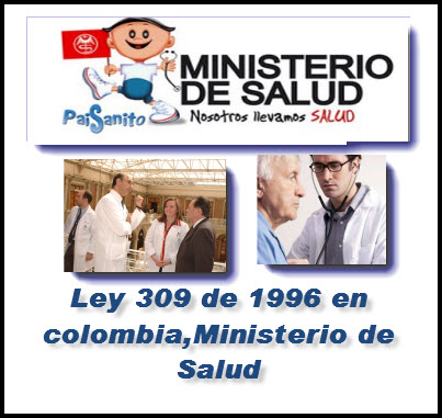Ministerio de salud colombia ministro de salud de for Ley de ministerios