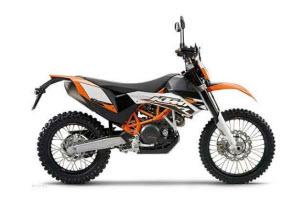 Moto KTM 690 ENDURO