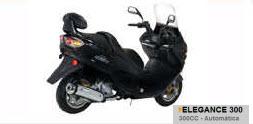 Motos AG Elegance 300