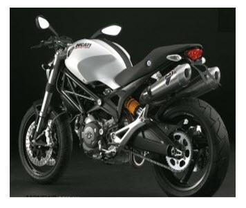 Ducati DUCATI MONSTER 696 ABS Motoren - Ros Motoren