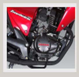 motor Honda CB 150 Invicta