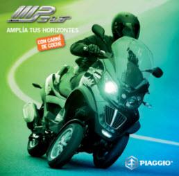Piaggio mp3 LT 400