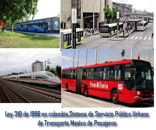 Sistema de Servicio Público Urbano de Transporte Masivo de Pasajeros