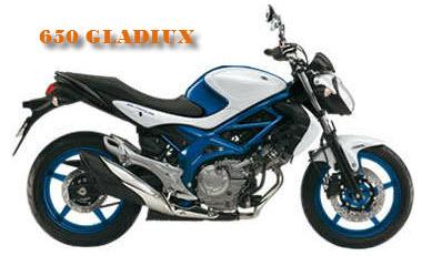 Suzuki SFV650 Gladiux abc