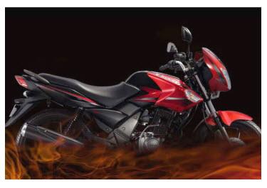 flame 125cc
