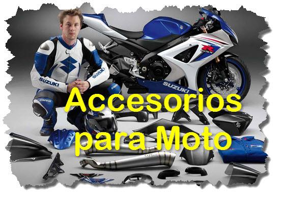 Accesorios para Moto