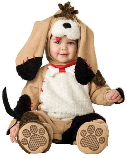 Disfraces para bebe perro