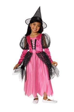 Disfraces para  niña bruja