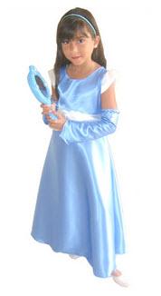 Disfraces para niños  princesa