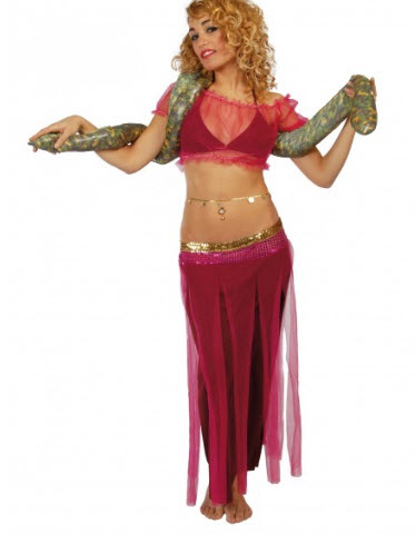 Disfraz para  adultos bailarina
