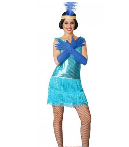 Disfraz para adultos  charleston