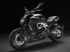 Ducati Diavel AMG Special Edition 2012