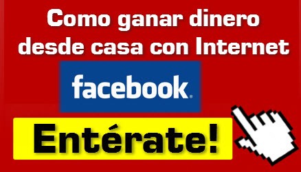Como ganar dinero con internet usando Facebook Fan Pages