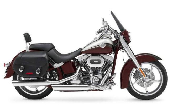 Harley Davidson Cvo Softail Convertible