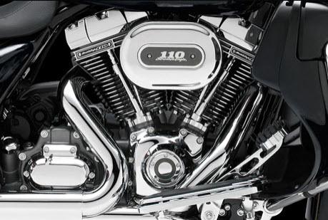 Harley Davidson Cvo Street Glide, motor
