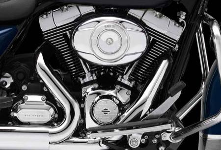 Harley Davidson Road King Classic, motor