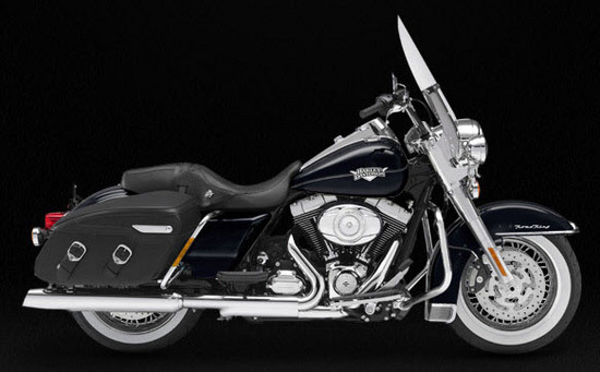 Harley Davidson Road King Classic, negro
