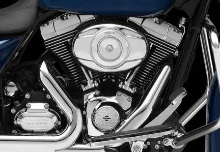 Harley Davidson Street Glide, motor