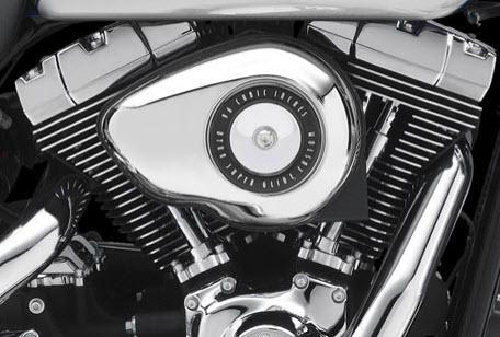 Harley Davidson Super Glide Custom, motor