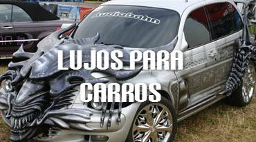 Lujos para Carros