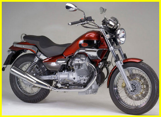 Motos Custom, Cruiser