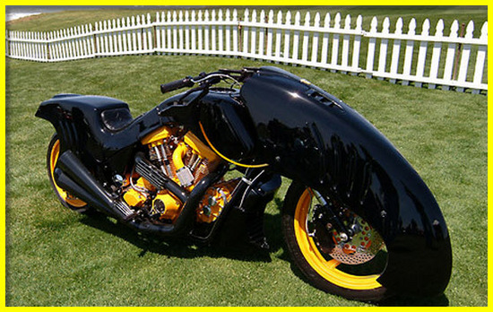 Motos Custom, Show Bike