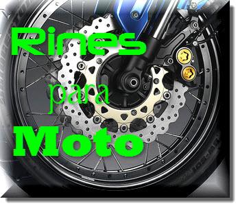 Rines para Moto