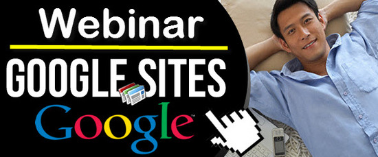 Seminario - Taller Virtual, Google Sites