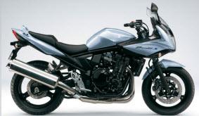 Suzuki Bandit 650 s