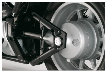 Suzuki Intruder C1800R
