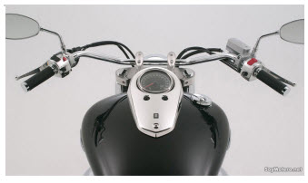 Suzuki Intruder  C180OR