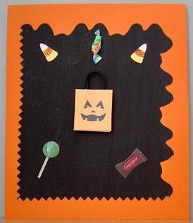 Tarjetas Halloween  variedad